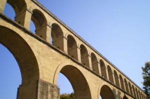 L'Aqueduc du Peyrou, Montpellier