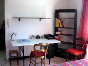 stay in Montpellier - workplace