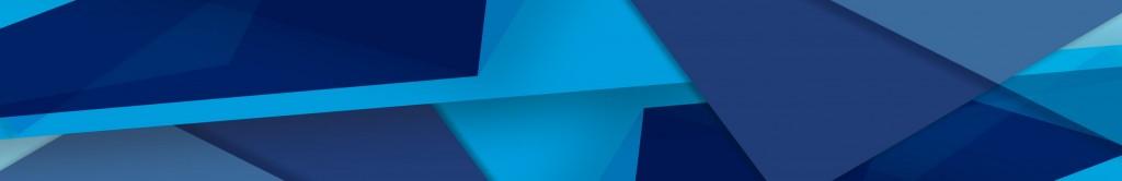 tri angular background shapes blue