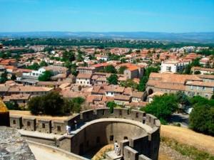 Aktivitäten in Montpellier - IEF - Schöne Aussicht auf die Stadt