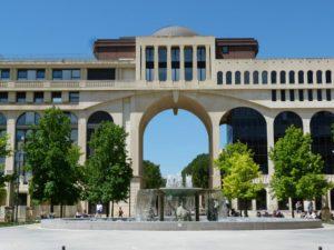 Antigone, Montpellier