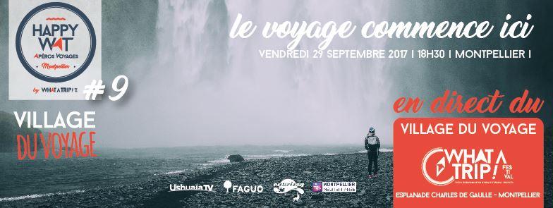 Apéro Voyages #9