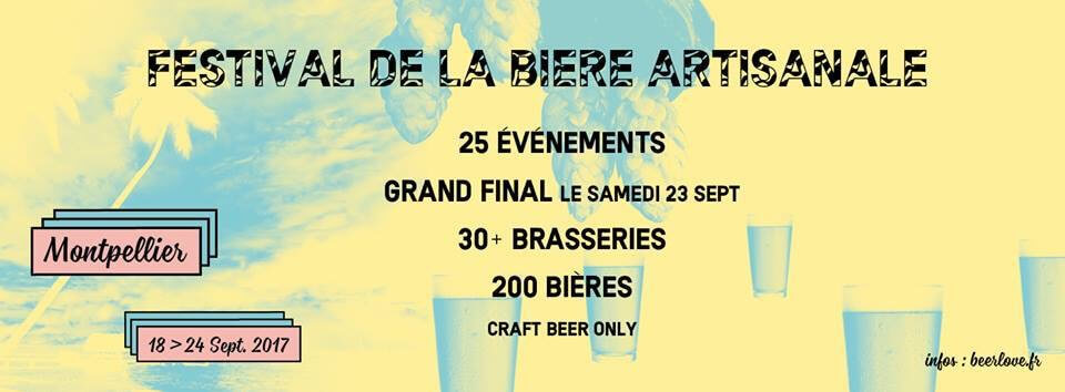 Beer Love Festival, Montpellier