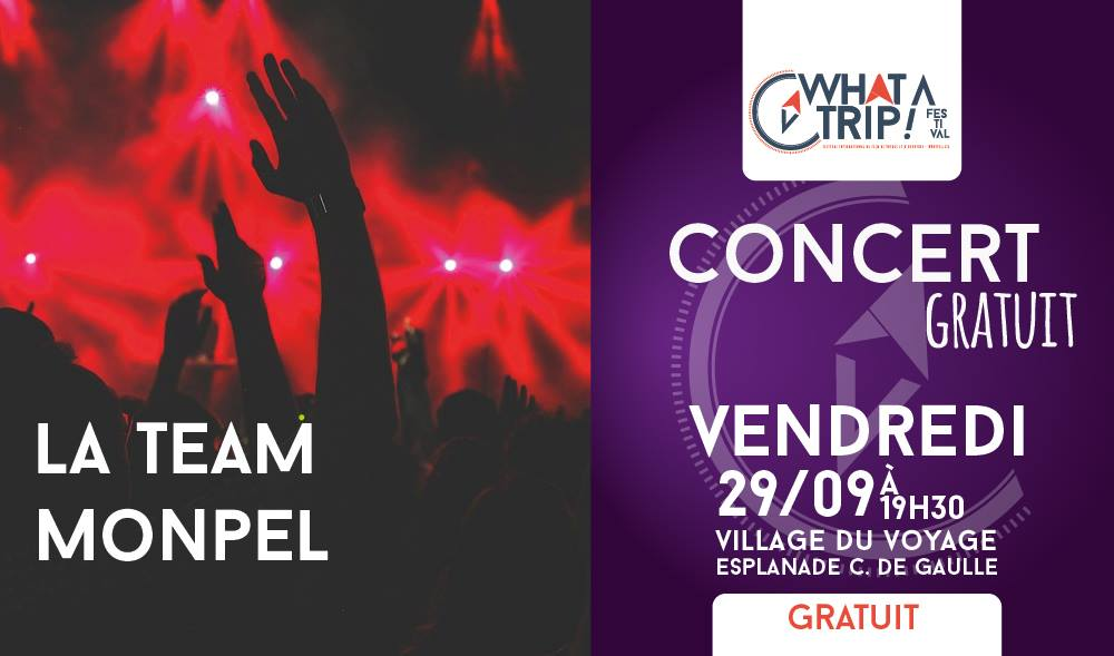 Concert La Team Montpel