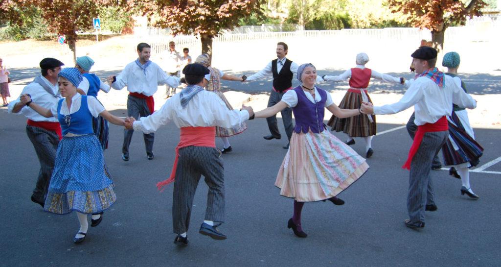 Les danses occitanes