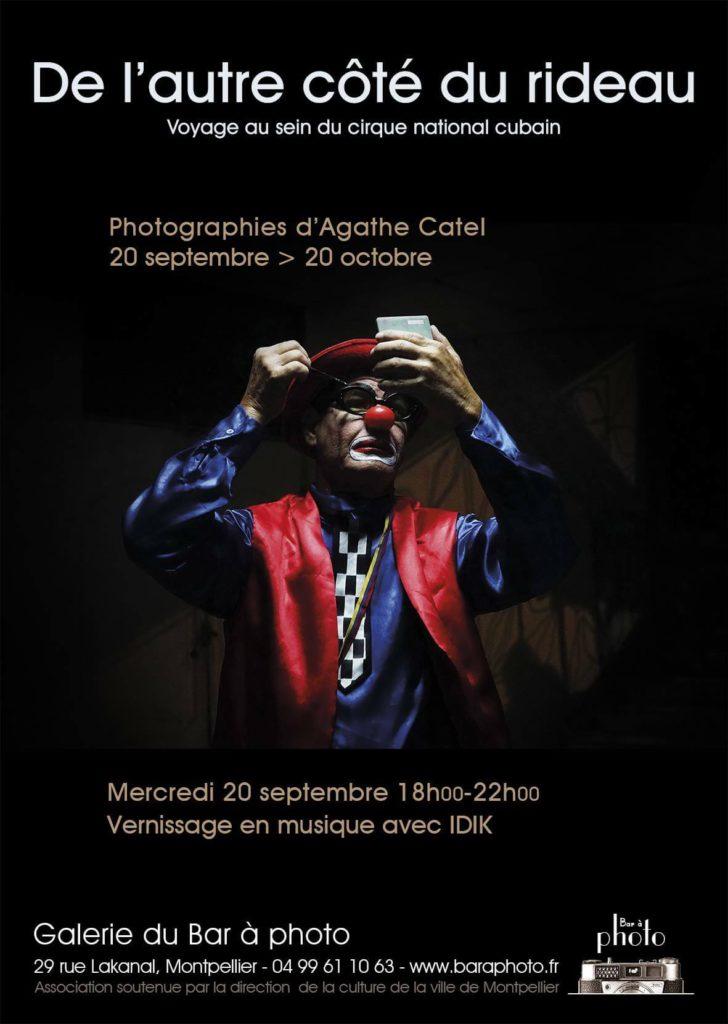 Vernissage de l'exposition d'Agathe Catel et concert Idik