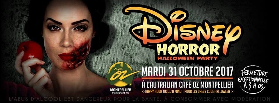 Halloween Party, Disney Horror