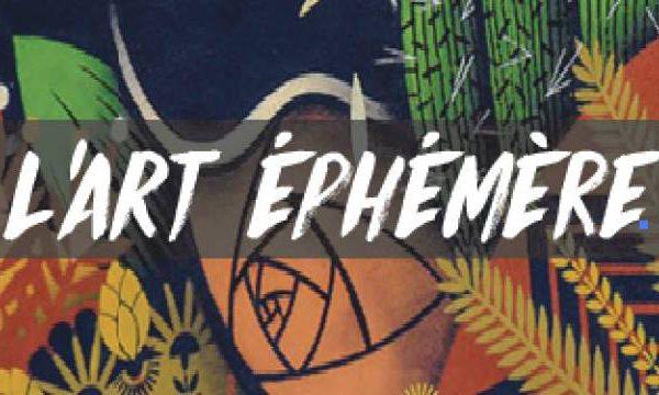 L'art Éphémère