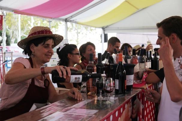 producteurs de vin