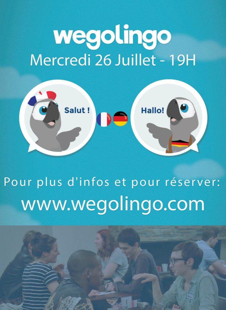 WeGoLingo Français/Allemand