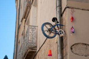 Street Art Bikes