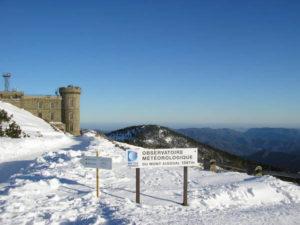 Mont-Aigoual Mountains