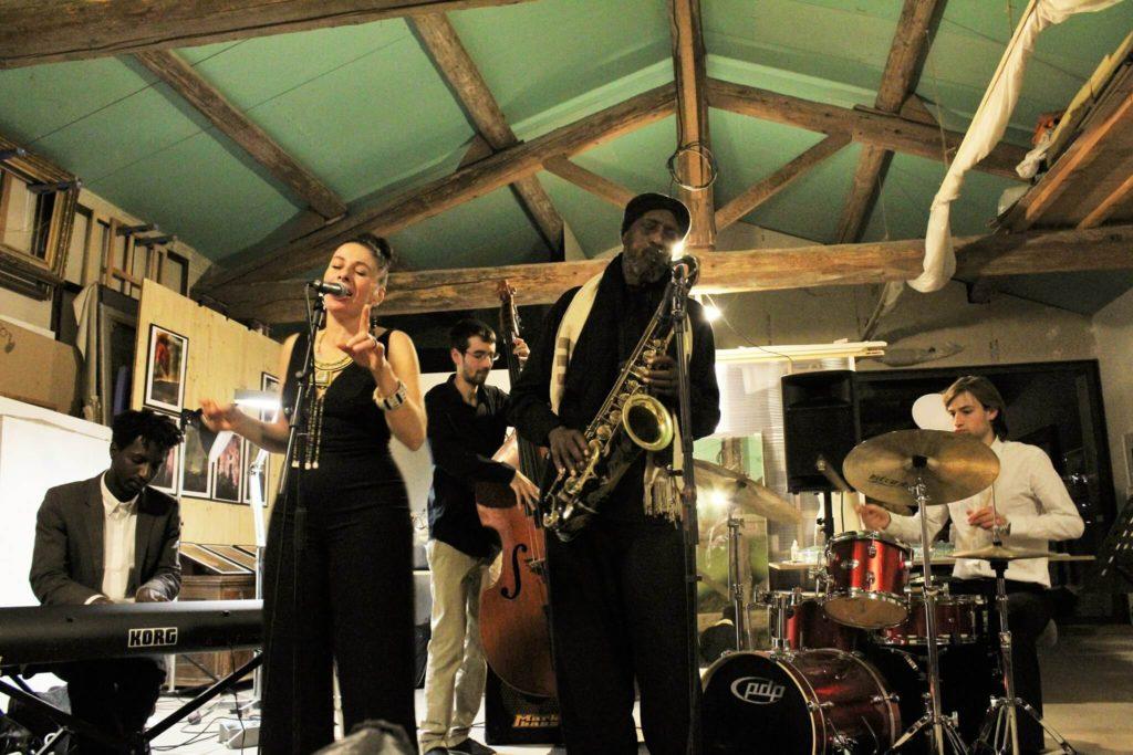 Concert Freemind quintet
