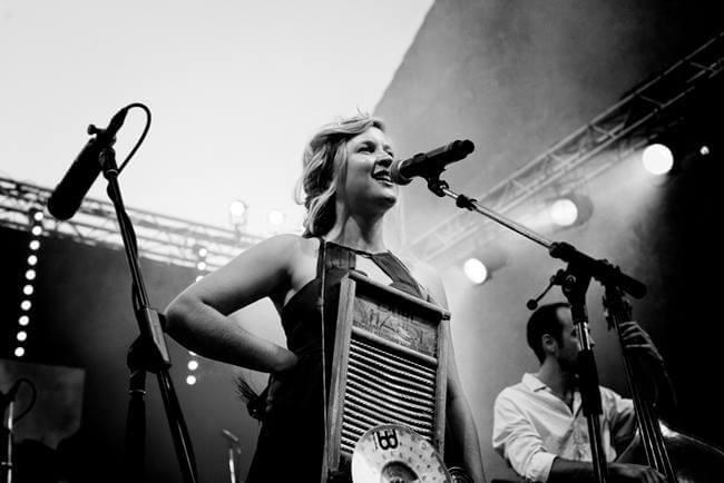 Emily Cole en concert