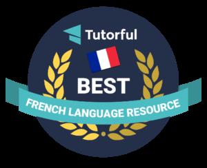 Tutorful best french language resource