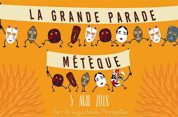La grande parade métèque