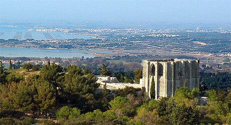 Montpellier view