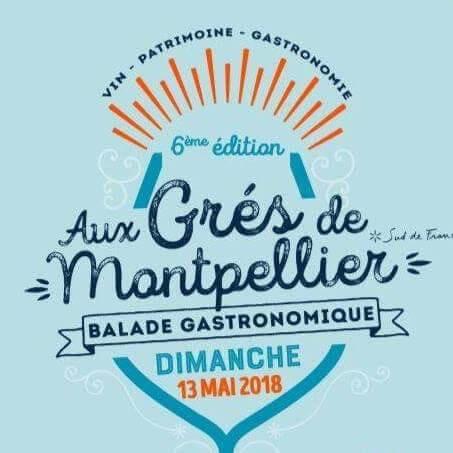 Balade gastronomique - Aux grés de Montpellier