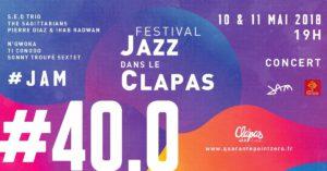 Festival Jazz dans le Clapas
