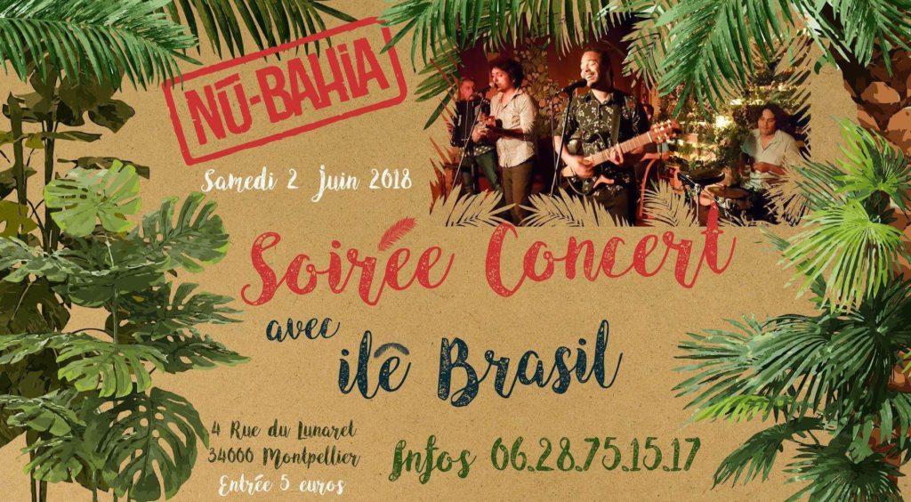 Soirée avec Ilê Brasil