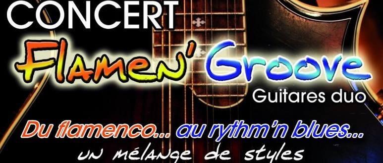 Concert Flamen'Groove