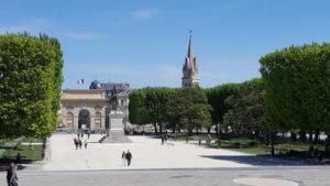 Park du Peyrou Montpellier