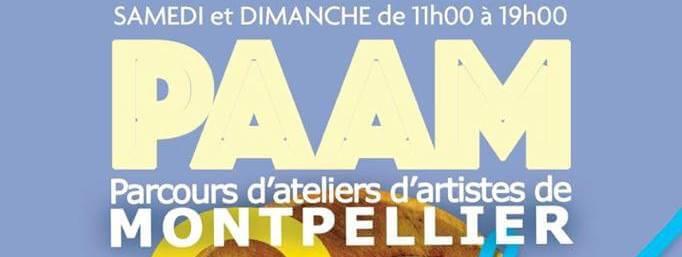 24e Parcours d'ateliers d'artistes de Montpellier