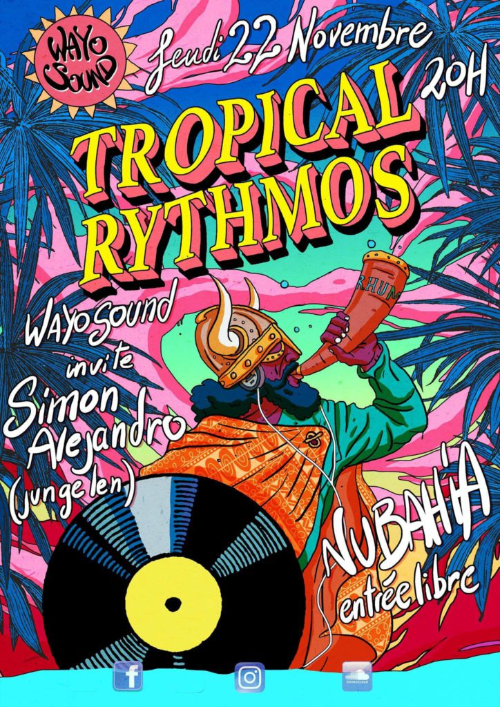 Wayo Sound - Tropical Rythmos
