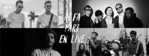 ACFA part en live 2