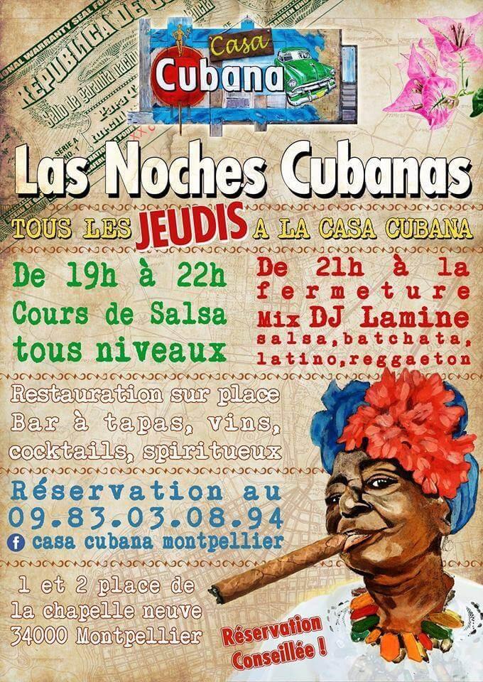 Las Noches Cubanas