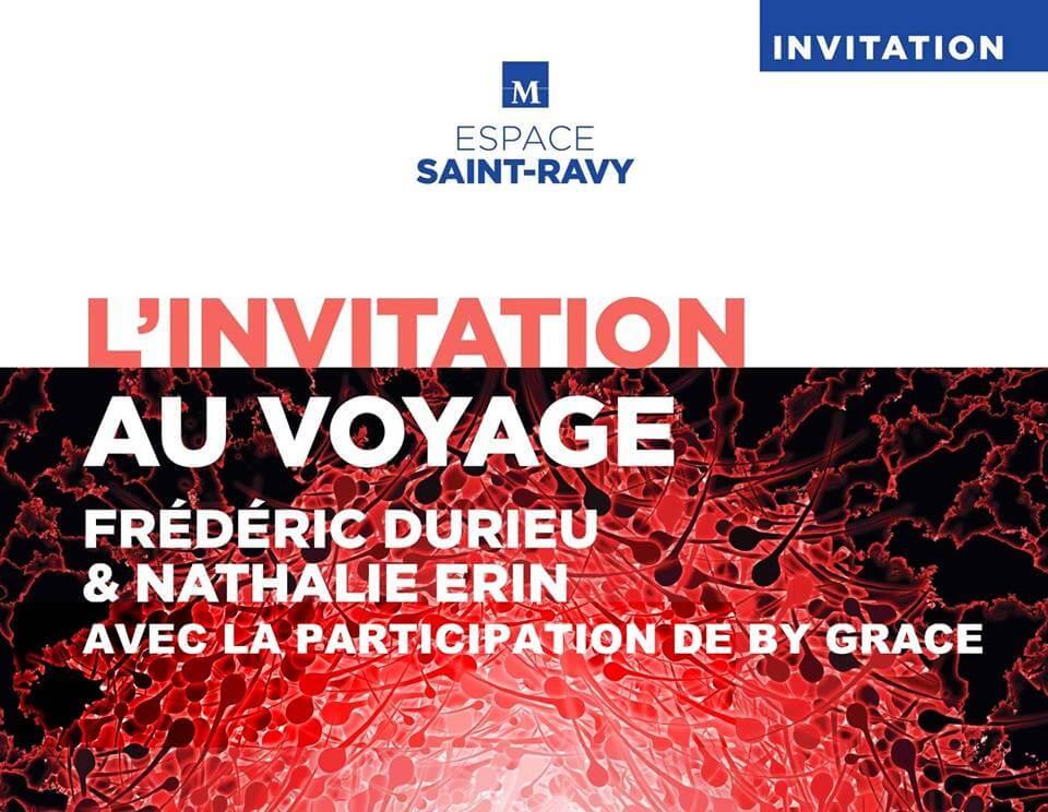 Vernissage de l'exposition L'invitation au voyage