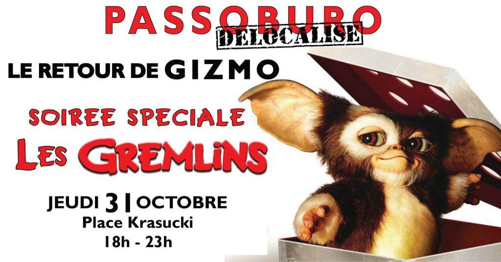 Passoburo délocalisé - Les Gremlins