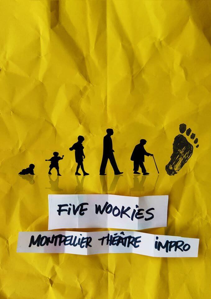 Five Wookies - Feuille Thon