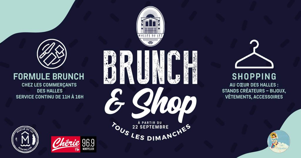 Brunch & shop