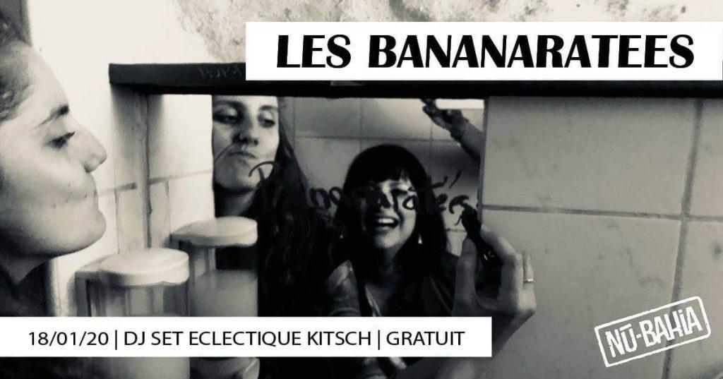 Les Bananaratées