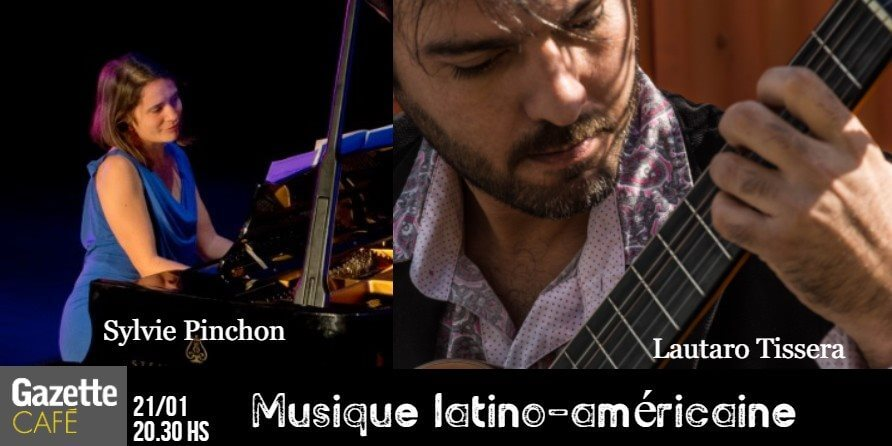 Musique latino-américaine