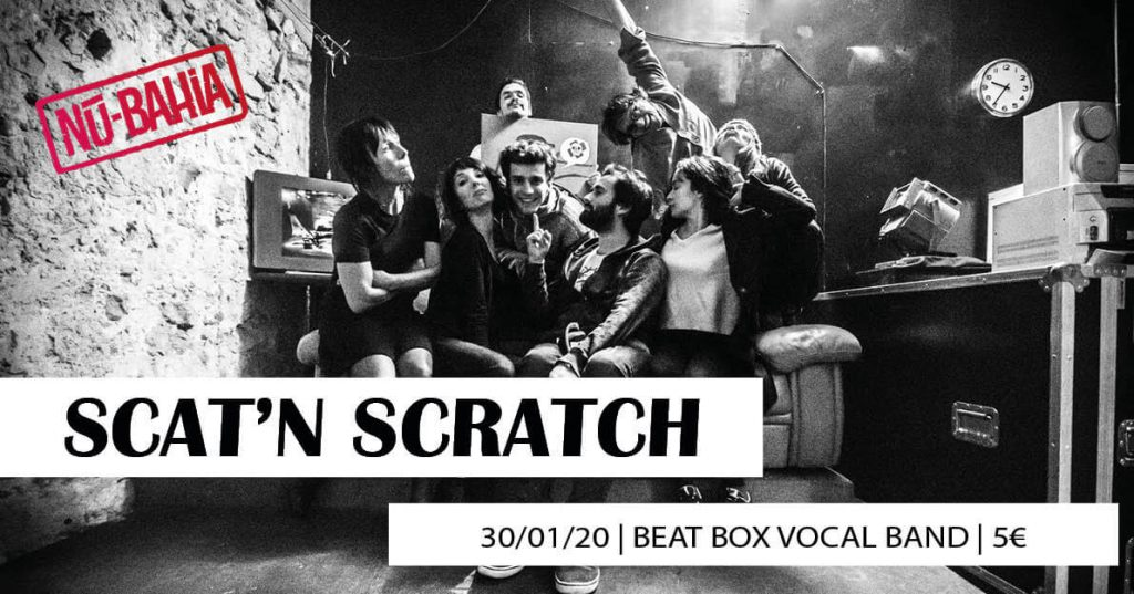 Scat'n Scratch