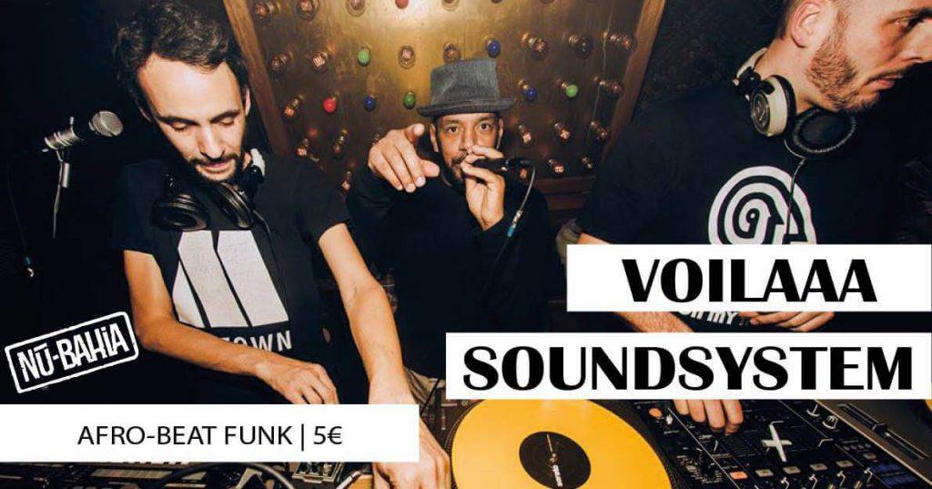 Voilaaaa Soundsystem