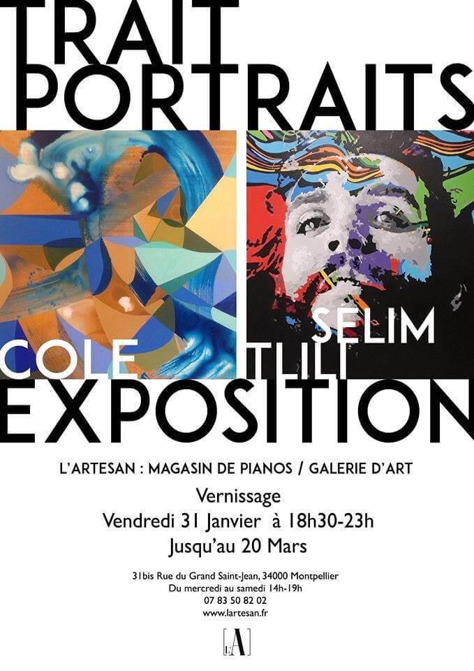Expo Trait portraits