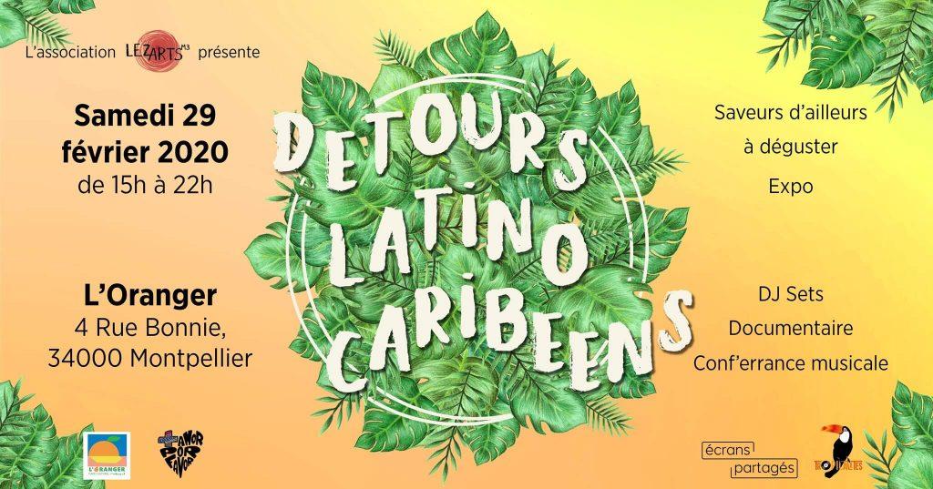 Détours latino caribéens