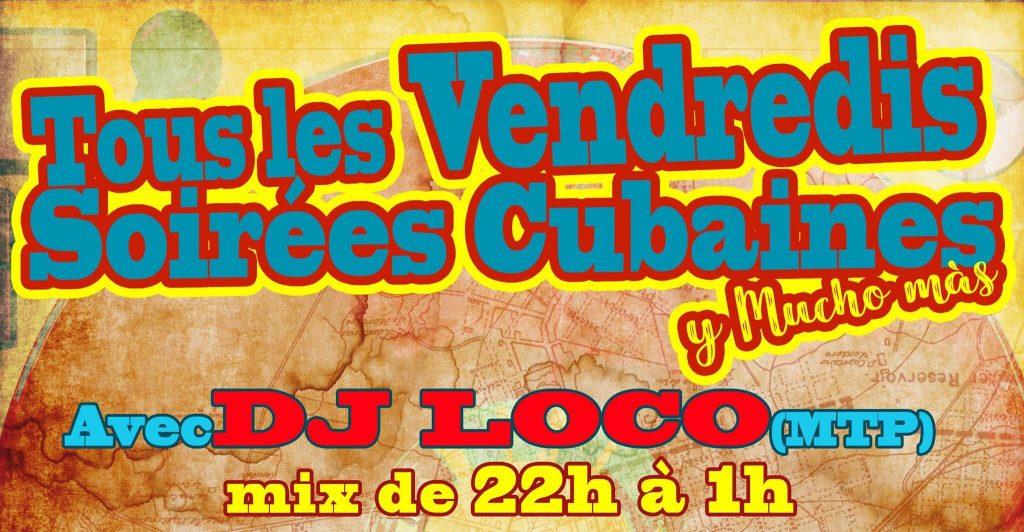 Soirées cubaines