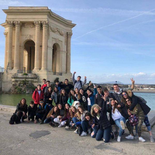 Visite de Montpellier