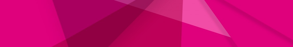 tri angular background shapes magenta