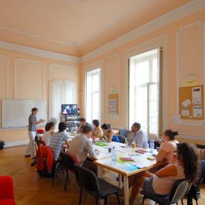 Lernmethode und Sprachniveau - Französischkurs