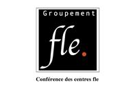 fle logo black