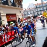 """Aktivitäten in Montpellier - IEF - Tour de France in """"Place de la Comédie"""""""