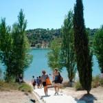 Aktivitäten in Montpellier - IEF - Ausflug zum Binnensee