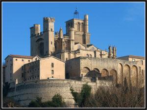 Cathédrale Saint-Nazaire à Béziers