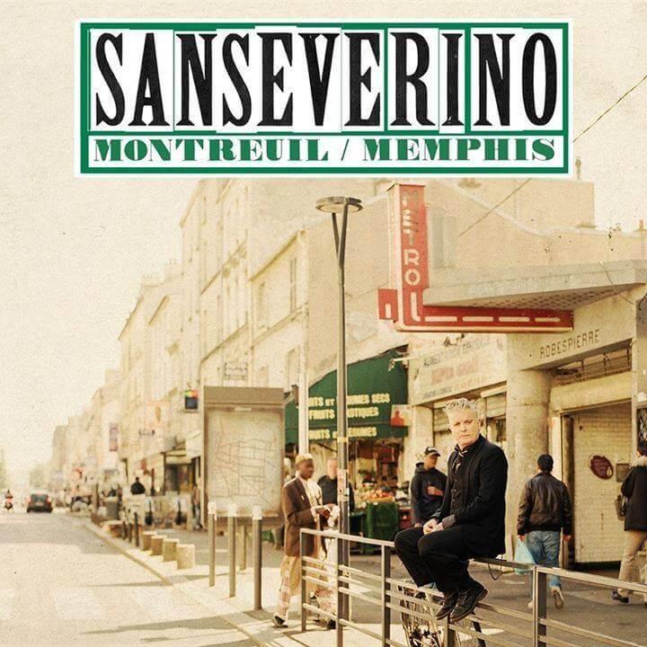 Concert Chansons Françaises, Sanseverino
