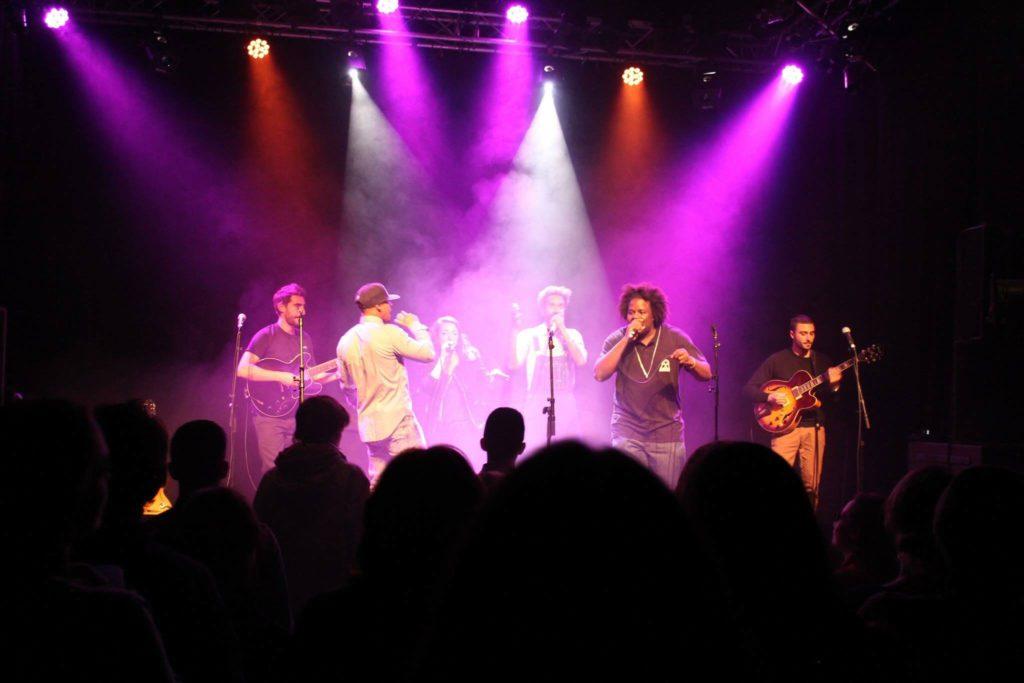 Concert Montgroove